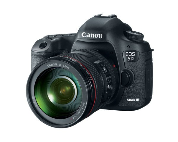 Canon EOS 5D Mark III 24-105 DSLR Kit Instant Rebate