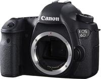 Canon EOS 6D DSLR Camera Body Instant Rebate