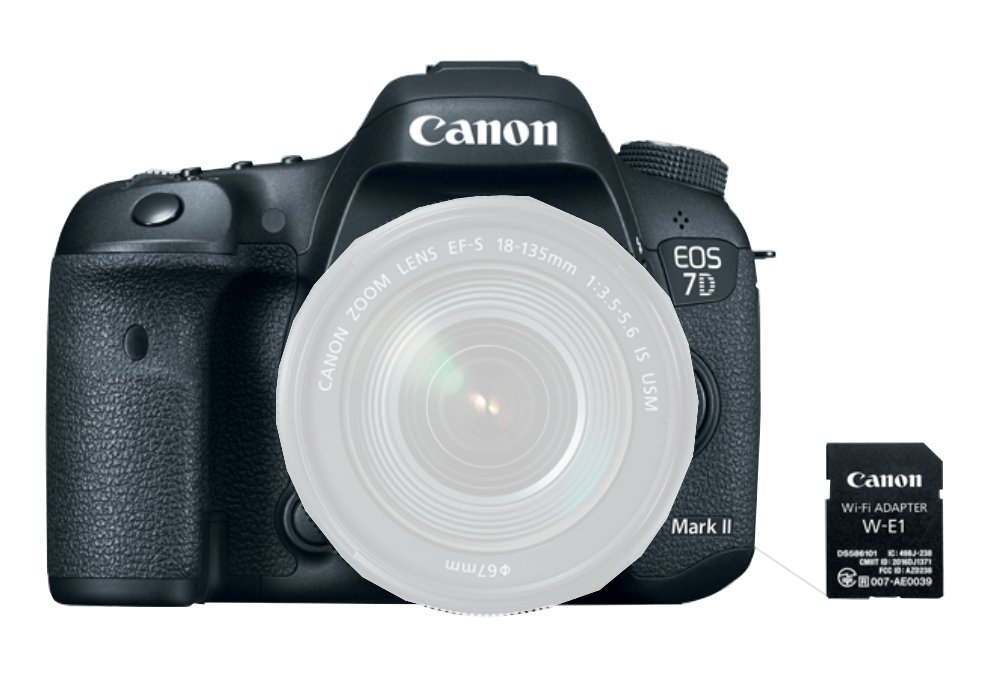 Canon EOS 7DMKII WiFi Camera Body Instant Rebate