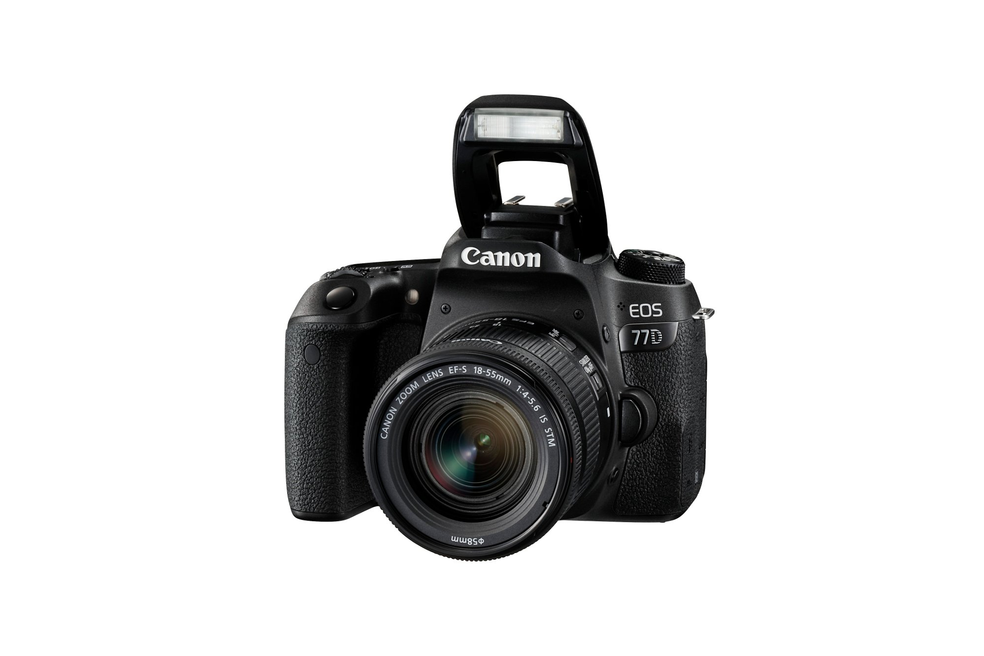 Canon EOS 77D EF-S 18-55mm SI STM Kit Instant Rebate