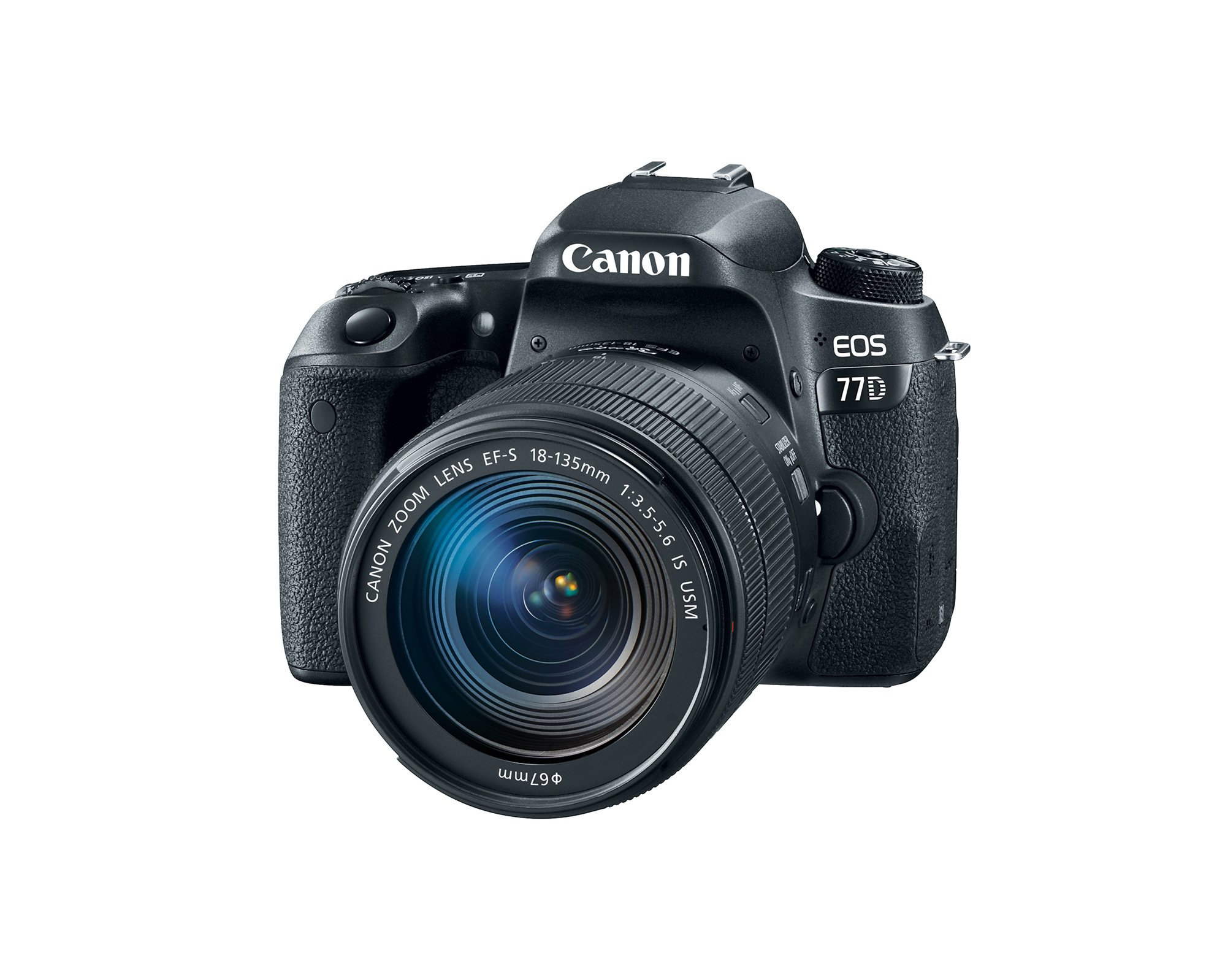 Canon EOS 77D EF-S 18-135mm SI USM Kit Instant Rebate