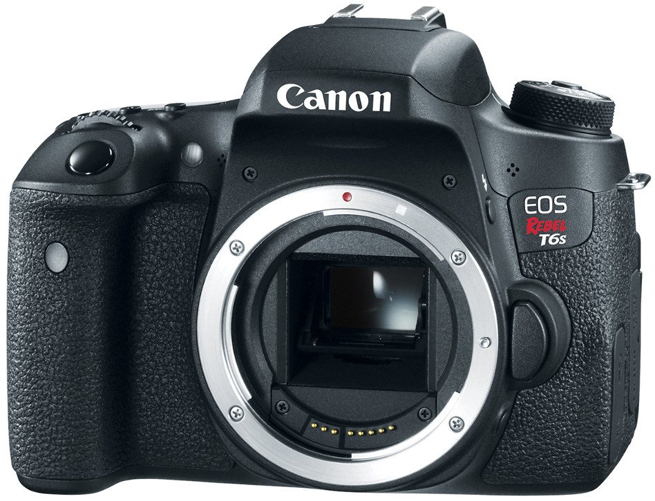 Canon EOS Rebel T6S Body Instant Rebate
