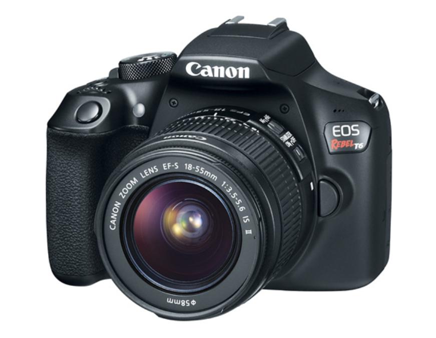 Canon EOS Rebel T6 18-55 Kit Instant Rebate
