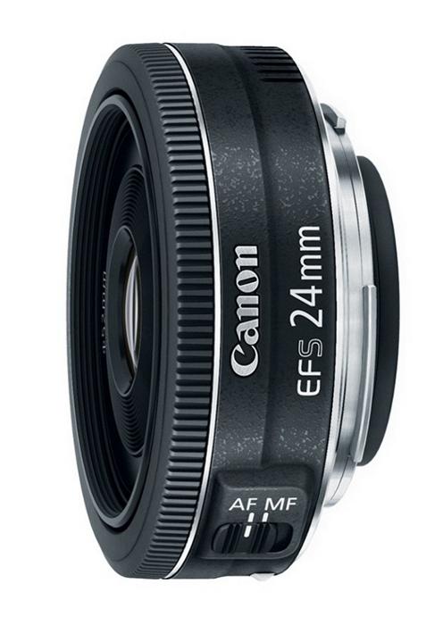 Canon 9522B002 EF-S 24 mm f/2.8 STM Lens Instant Rebate