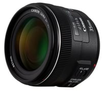Canon 5178B002 EF 35mm f/2 IS USM Wide Angle Lens Instant Rebate