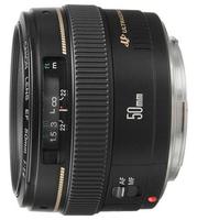 Canon 2515A003 EF USM 50 mm Lens Instant Rebate