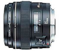 Canon 2519A003 EF USM 85mm Medium Telephoto Lens Instant Rebate