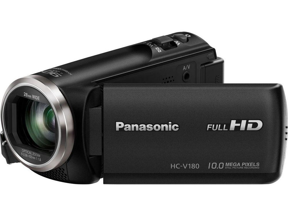 Panasonic HC-180K HD Camcorder Instant Rebate