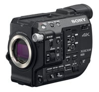 Sony PXW FS5 Mail-In Rebate Offer
