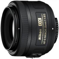 Nikon 2183 AF-S DX 35mm f/1.8G Prime Lens Instant Rebate.