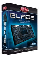 Rob Papen Blade Soft Synth Plug-in Instant Rebate