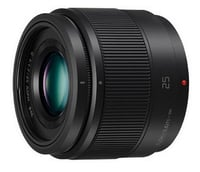 Panasonic H-H025K Lumix G 25 mm Lens Instant Rebate