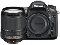 Nikon 13302 D7100 DSLR Camera with NIKKOR 18-140 mm Lens Instant Rebate