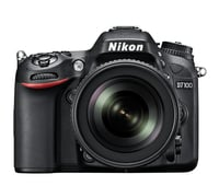 Nikon 13489 D7100 With Bag And 32GB Card Instant Rebate
