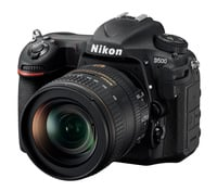 Nikon D500 Kit With 16-80mm VR Lens
