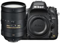 Nikon 13304 D610 DSLR Camera With AF-S Nikor 28-300mm VR Lens Instant Rebate