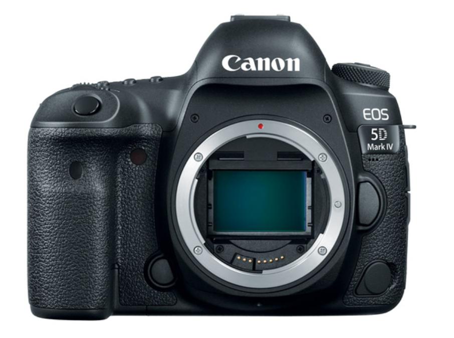 Canon EOS 5D MKIV Camera Body Instant Rebate