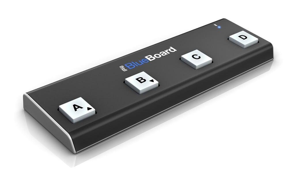 IK Multimedia iRig BlueBoard Pedalboard Controller Instant Rebate