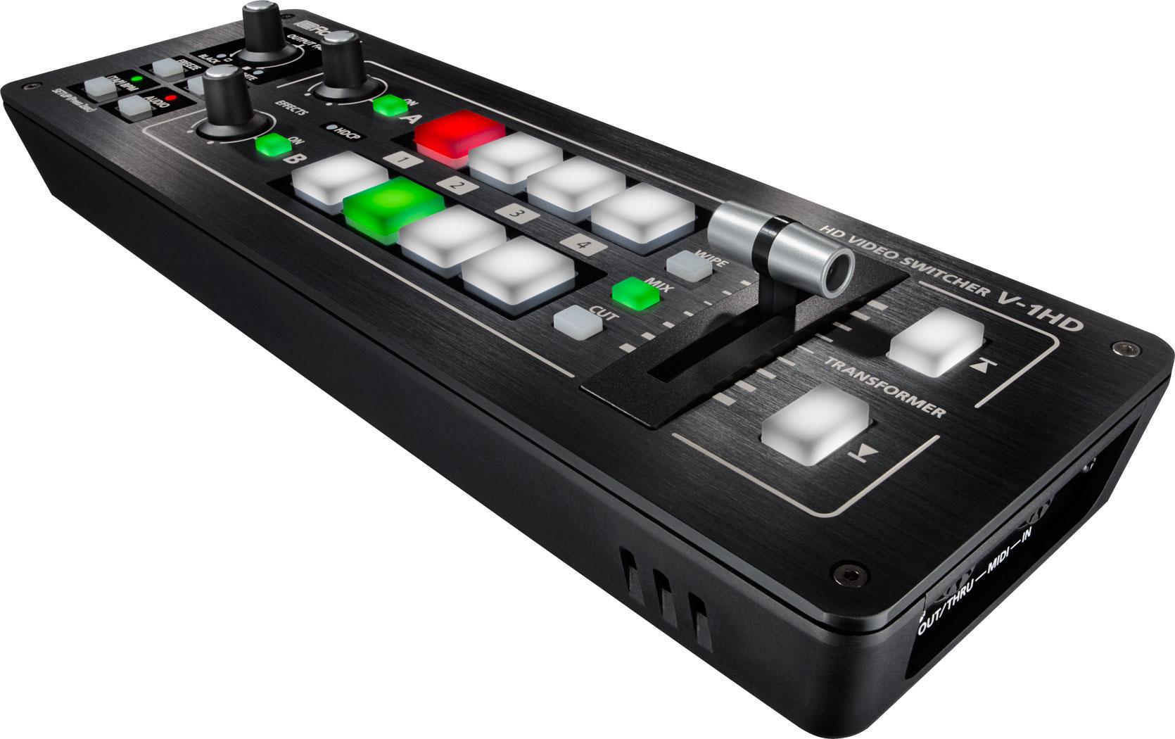 Roland System Group V-1HD AV Switcher Instant Rebate