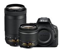 Nikon 1580 D5600 Double Zoom Lens Kit Instant Rebate