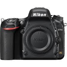 Nikon 1543 D750 HD-SLR Camera Body Instant Rebate