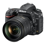 Nikon 1549 D750 DSLR Camera with NIKKOR 24-120mm Lens Instant Rebate