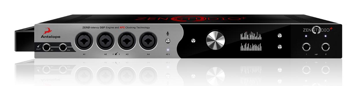 Antelope Audio Zen Studio + Thunderbolt / USB Interface Instant Rebate Plus Free Case Offer