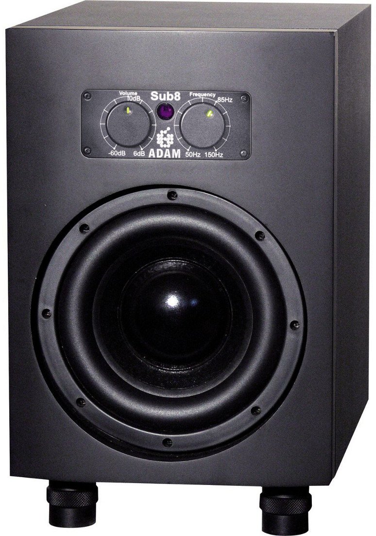 "Adam Audio Sub 8, 8"" Active Subwoofer Instant rebate"