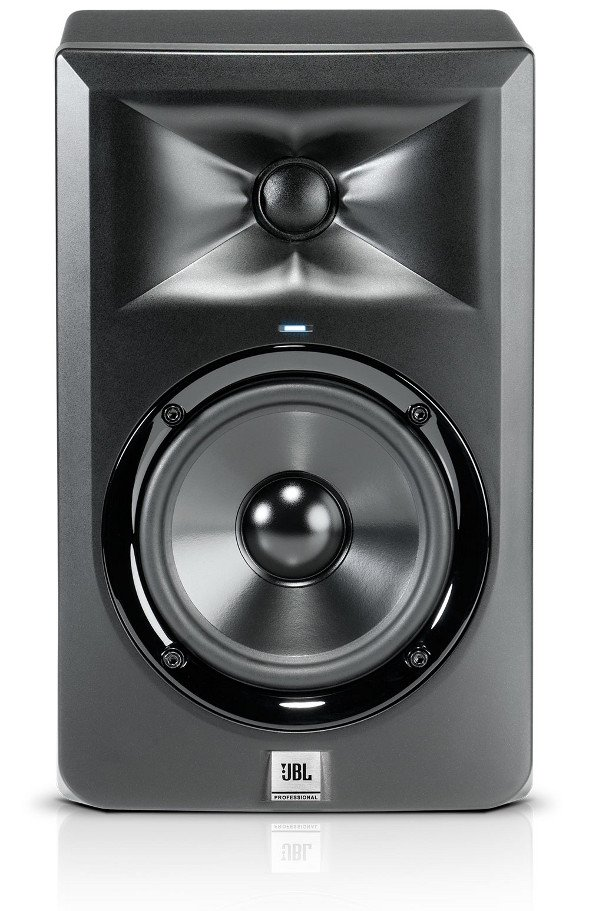 """JBL LSR305 5"""" 2 Way Active Studio Monitor Instant Rebate"""