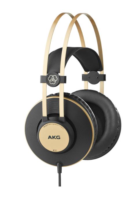 AKG K92 Closed-Back Headphones Instant Rebate