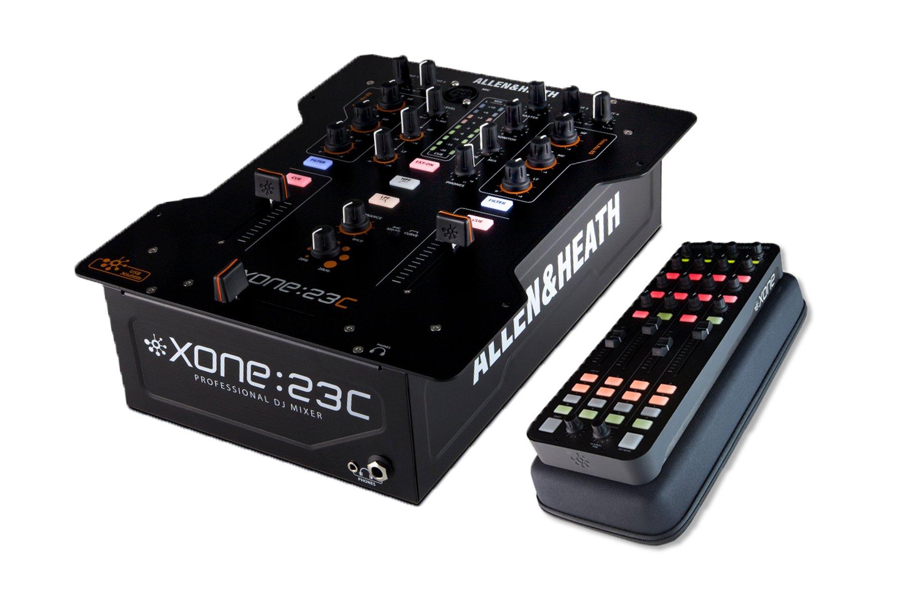 Allen & Heath Xone 23C/K1 Bundle