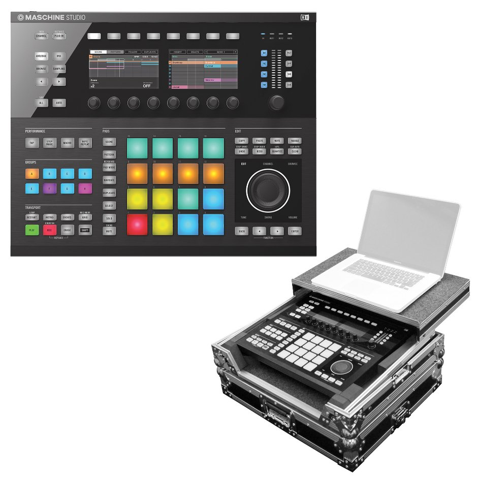 Native Instruments Maschine Studio Exclusive Bundle