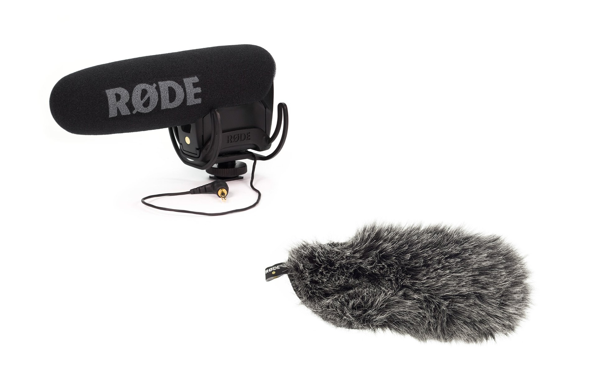 Rode Video Mic Pro R With Free Deadcat Offer