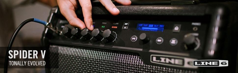 Line 6 Spider V Series Free G10 Wireless Offer