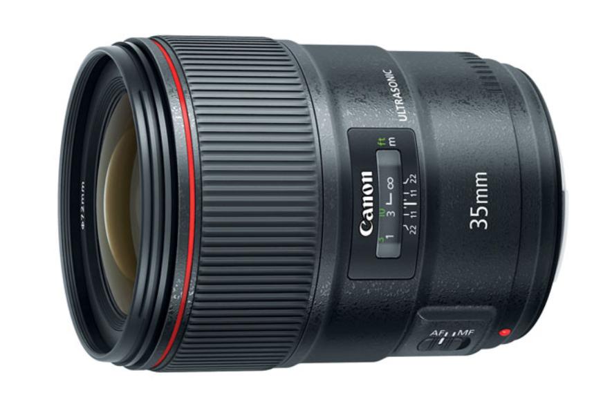 Canon 9523B002 EF  35mm f/1.4L II USM Prime Lens Instant Rebate