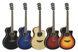 Yamaha APX500 III Series Guitar Online Rebatae Offer