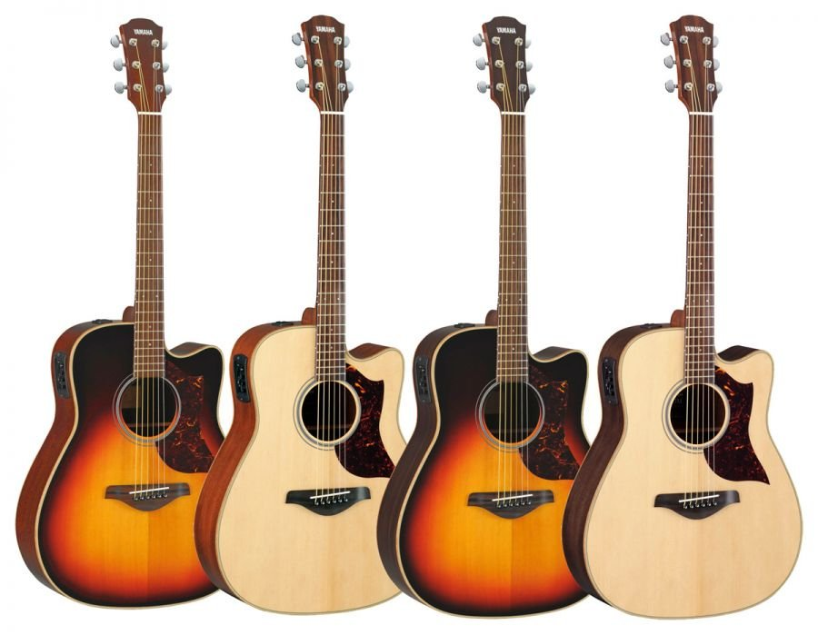 Yamaha A1 Series Acoustic Guitar Online Rebatae Offer