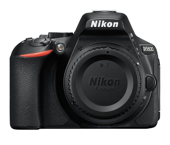 Nikon 1575 D5600 DSLR Camera Body Instant Rebate