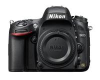 Nikon 1540 D610 HD-SLR Camera Body Instant Rebate