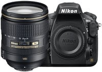Nikon 1556 D810 DSLR Camera with NIKKOR 24-120 mm Lens Instant Rebate