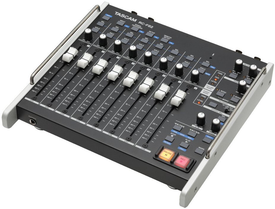 Tascam HS-P82 8 track Field Recorder With Free Controller Offer