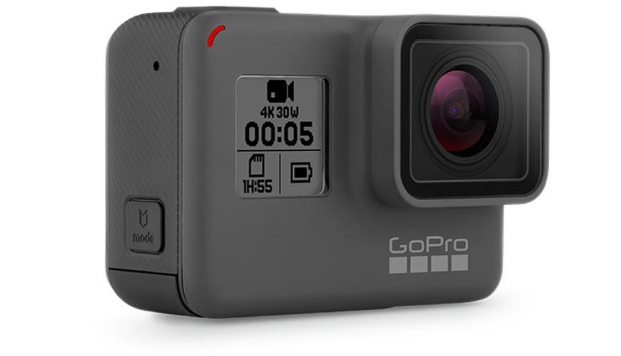 GoPro Hero 5 Black 4K Action Camera Insatnt Rebate