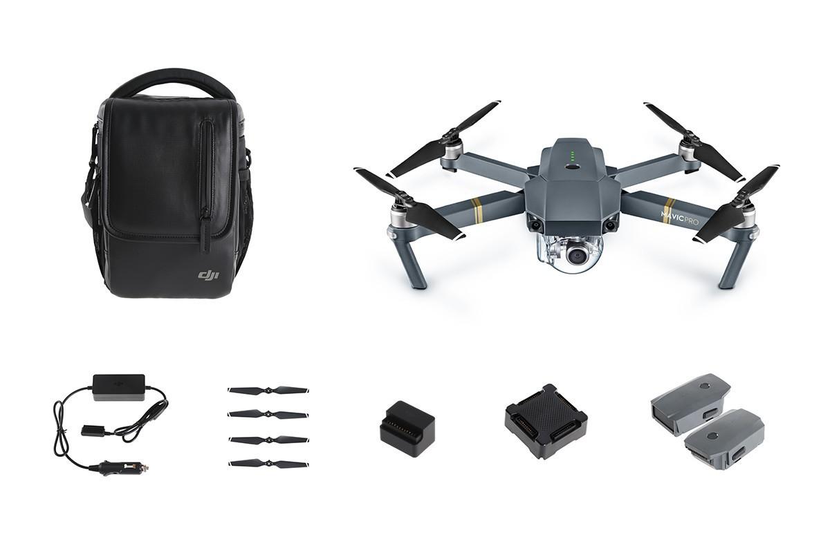 DJI Mavic Pro Fly More Pack Instant Rebate