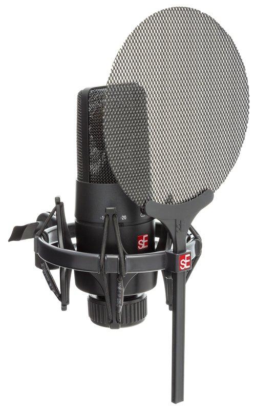 SE Electronics X1SVP Large Diaphragm Condensor Microphone Instant Rebate