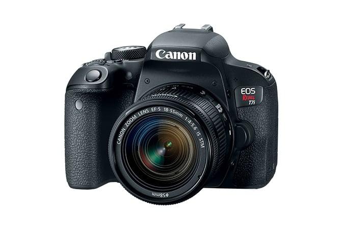 Canon EOS Rebel T7i 18-55 IS STM DSLR Instant Rebate