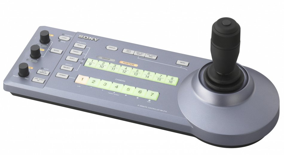 Sony RM-IP10 BRC PTZ Remote Controller Instant Rebate