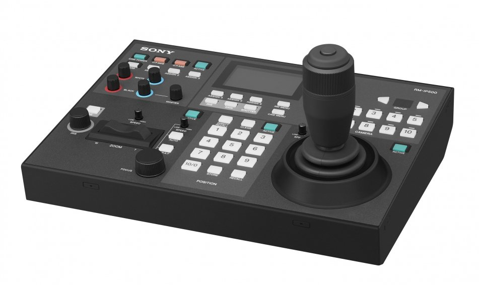 Sony RM-IP500/1 PTZ Remote Controller Instant Rebate