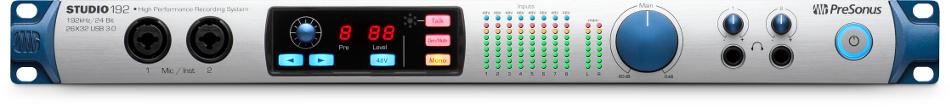 PreSonus Studio 192 Instant Rebate.