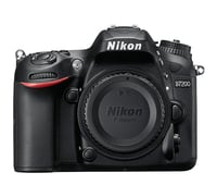 Nikon 1554 D7200 DSLR Camera Body Instant Rebate
