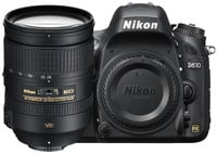 Nikon 13304 D610 DSLR Camera With AF-S Nikor 28-300mm VR Lens Instant Rebate